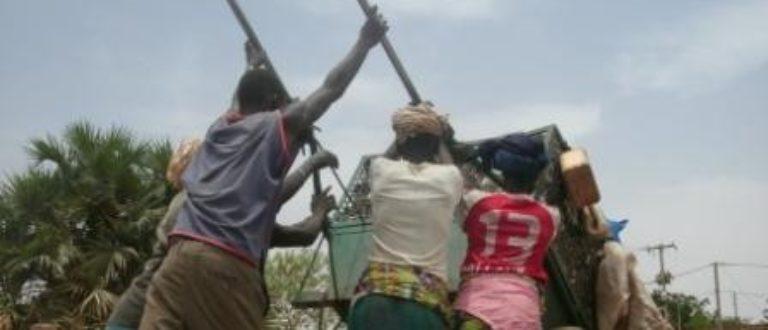 Article : Adjara Ilboudo, veuve et videuse de poubelle