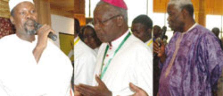 Article : Tolérance religieuse: le Burkina Faso, un exemple ?