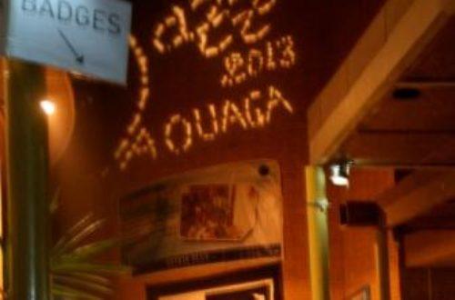 Article : Jazz à Ouaga 2013, on y va pour une semaine de jazz